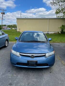 2008 Honda Civic for sale at Certified Motors in Bear DE