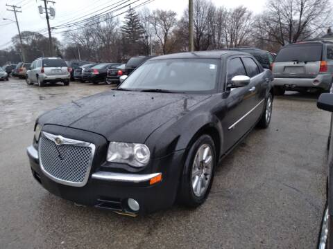 2008 Chrysler 300 for sale at D & D All American Auto Sales in Mt Clemens MI