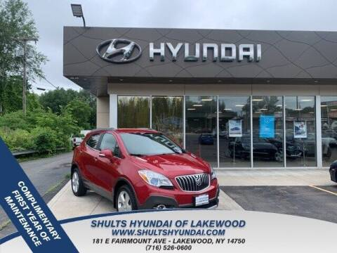 2015 Buick Encore for sale at Shults Hyundai in Lakewood NY