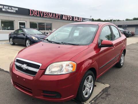 2010 Chevrolet Aveo for sale at DriveSmart Auto Sales in West Chester OH