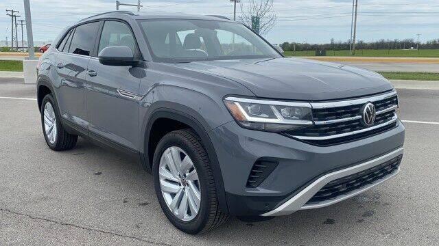 2021 Volkswagen Atlas Cross Sport for sale at Napleton Autowerks in Springfield MO
