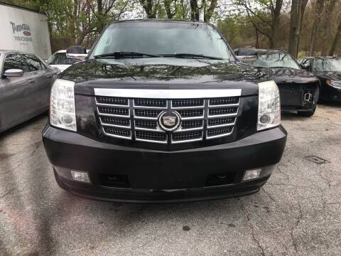 2007 Cadillac Escalade for sale at Worldwide Auto Sales in Fall River MA