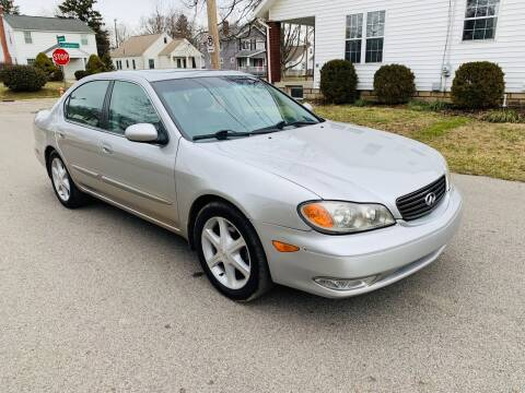 2002 Infiniti I35 for sale at Via Roma Auto Sales in Columbus OH