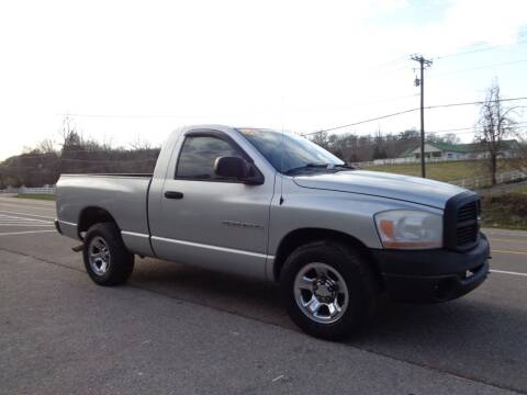2006 Dodge Ram Pickup 1500 for sale at Car Depot Auto Sales Inc in Seymour TN