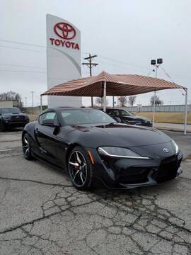 2021 Toyota GR Supra for sale at Quality Toyota in Independence KS