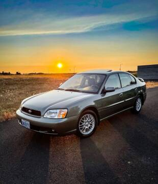 2004 Subaru Legacy for sale at Accolade Auto in Hillsboro OR