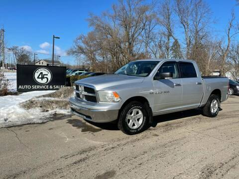 2011 RAM Ram Pickup 1500 for sale at Station 45 Auto Sales Inc in Allendale MI