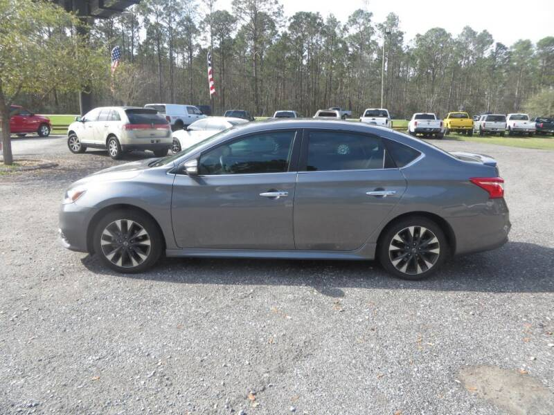 2017 Nissan Sentra for sale at Ward's Motorsports in Pensacola FL