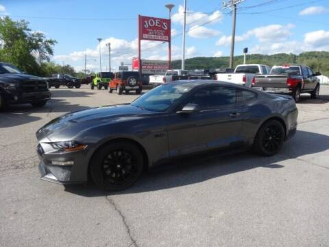 2018 Ford Mustang for sale at Joe's Preowned Autos in Moundsville WV