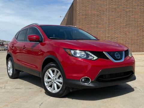 2018 Nissan Rogue Sport for sale at Effect Auto Center in Omaha NE