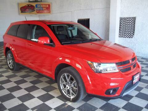 2018 Dodge Journey for sale at Schalk Auto Inc in Albion NE