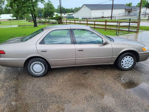 1999 Toyota Camry for sale at MG Autohaus in New Caney TX