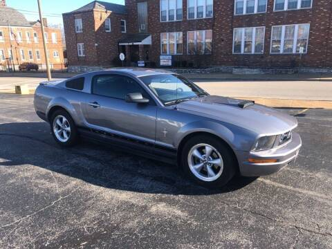 2007 Ford Mustang for sale at DC Auto Sales Inc in Saint Louis MO