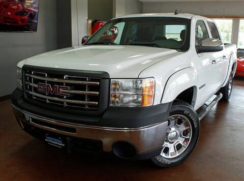 2012 GMC Sierra 1500 for sale at Motion Auto Sport in North Canton OH