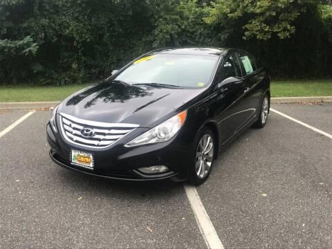 2011 Hyundai Sonata for sale at All American Auto Cars in Lindenhurst NY