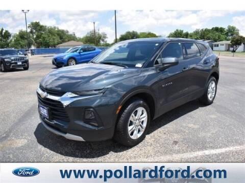 2019 Chevrolet Blazer for sale at South Plains Autoplex by RANDY BUCHANAN in Lubbock TX