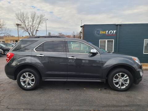 2017 Chevrolet Equinox for sale at THE LOT in Sioux Falls SD