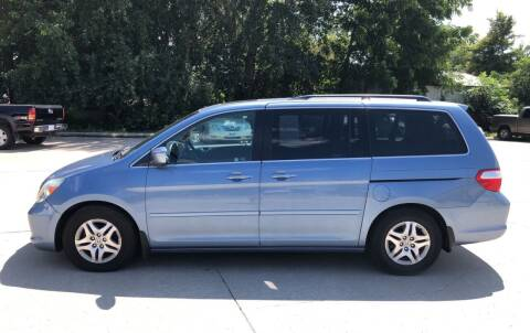 2006 Honda Odyssey for sale at 6th Street Auto Sales in Marshalltown IA