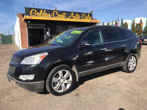 2009 Chevrolet Traverse for sale at Golden Coast Auto Sales in Guadalupe CA