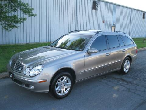 2004 Mercedes-Benz E-Class for sale at Right Pedal Auto Sales INC in Wind Gap PA