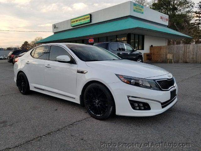 2014 Kia Optima for sale at Action Auto Specialist in Norfolk VA