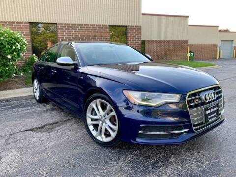 2013 Audi S6 for sale at EMH Motors in Rolling Meadows IL