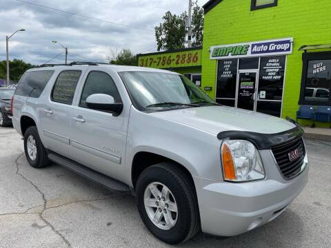 2014 GMC Yukon XL for sale at Empire Auto Group in Indianapolis IN