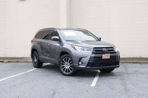 2018 Toyota Highlander for sale at El Compadre Trucks in Doraville GA