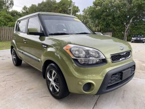 2013 Kia Soul for sale at Palm Bay Motors in Palm Bay FL