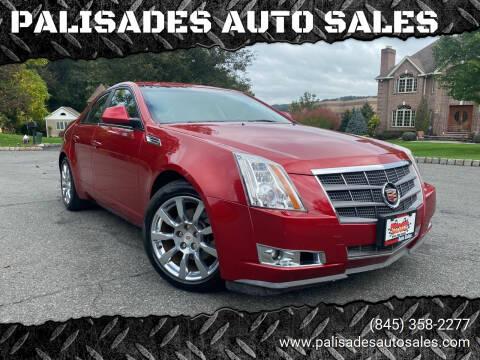 2009 Cadillac CTS for sale at PALISADES AUTO SALES in Nyack NY