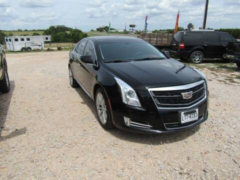 2017 Cadillac XTS for sale at Hill Top Sales in Brenham TX