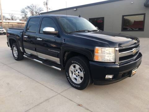 2008 Chevrolet Silverado 1500 for sale at Tigerland Motors in Sedalia MO