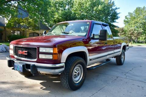 1994 GMC Sierra 2500 for sale at A Motors in Tulsa OK