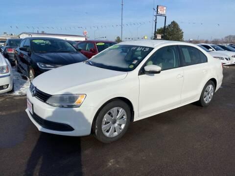 2014 Volkswagen Jetta for sale at De Anda Auto Sales in South Sioux City NE