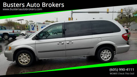 2002 Dodge Grand Caravan for sale at Busters Auto Brokers in Mitchell SD