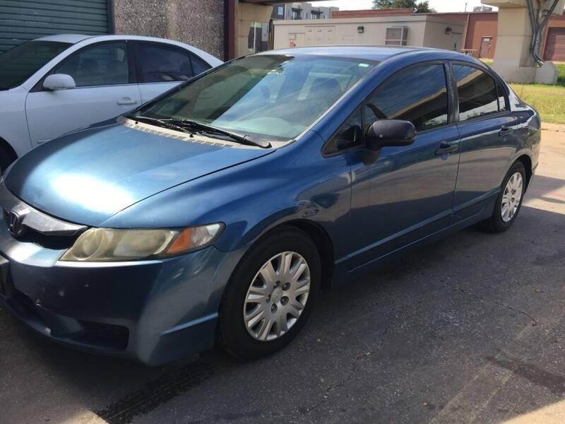 2009 Honda Civic for sale at GOOLDCAR in Plano TX