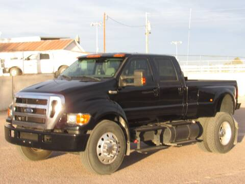 2006 Ford F-650 Super Duty for sale at HOO MOTORS in Kiowa CO