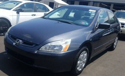 2004 Honda Accord for sale at Precision Automotive Group in Youngstown OH