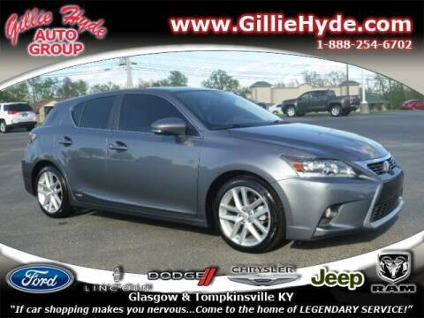 2015 Lexus CT 200h for sale at Gillie Hyde Auto Group in Glasgow KY