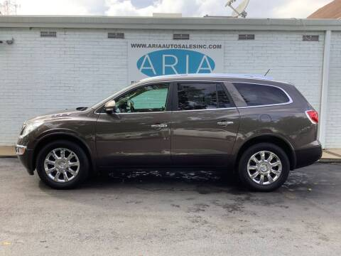 2012 Buick Enclave for sale at ARIA AUTO SALES INC.COM in Raleigh NC