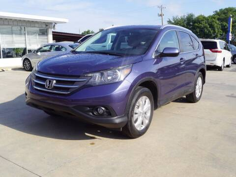 2014 Honda CR-V for sale at Kansas Auto Sales in Wichita KS