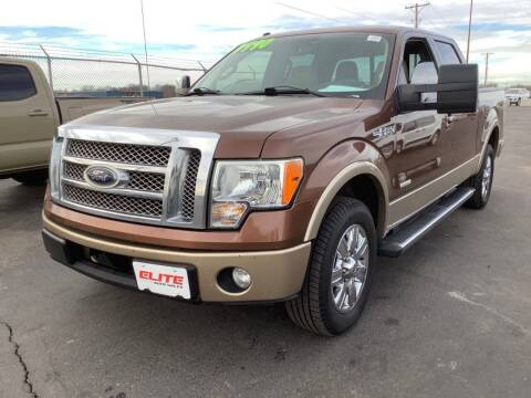 2011 Ford F-150 for sale at Affordable Mobility Solutions, LLC in Wichita KS