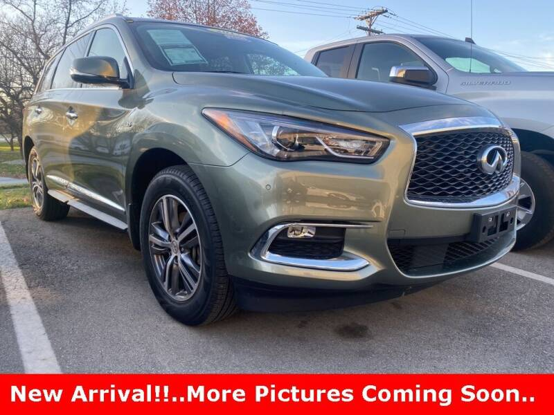 2017 Infiniti QX60 for sale at Coast to Coast Imports in Fishers IN