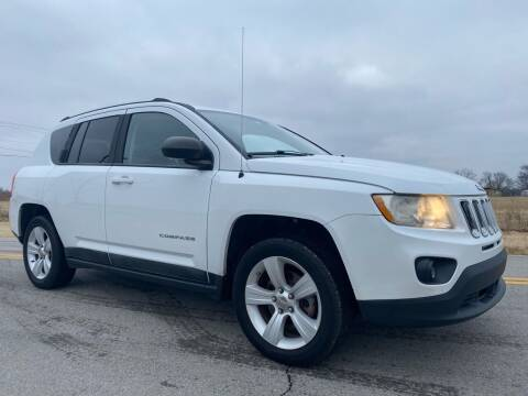 2011 Jeep Compass for sale at ILUVCHEAPCARS.COM in Tulsa OK