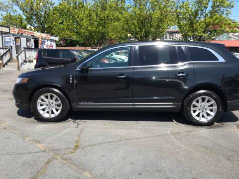 2014 Lincoln MKT Town Car for sale at Chambers Auto Sales LLC in Trenton NJ