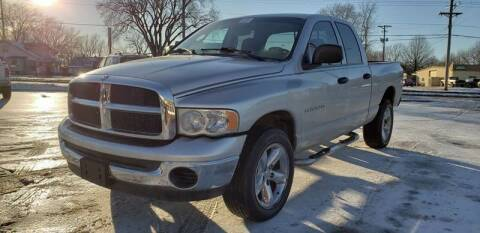 2004 Dodge Ram Pickup 1500 for sale at Auto Choice in Belton MO