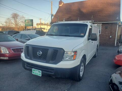 2012 Nissan NV Cargo for sale at Kar Connection in Little Ferry NJ