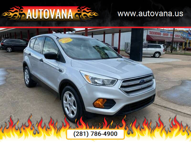 2017 Ford Escape for sale in Humble, TX