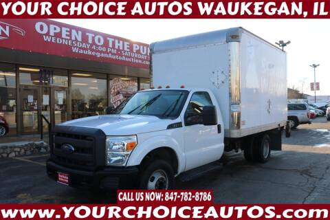 2015 Ford F-350 Super Duty for sale at Your Choice Autos - Waukegan in Waukegan IL
