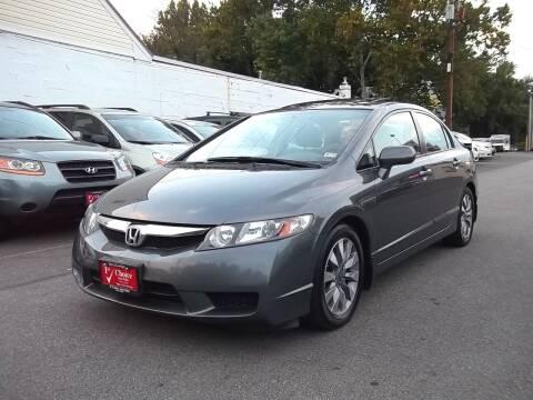 2009 Honda Civic for sale at 1st Choice Auto Sales in Fairfax VA